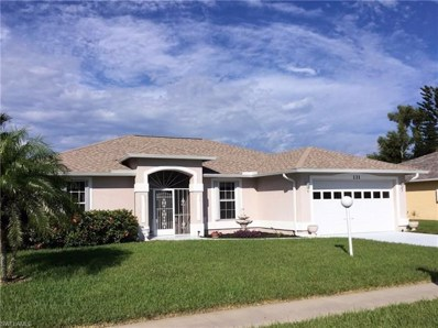 131 Estelle Dr, Naples, FL 34112 - MLS#: 218061606