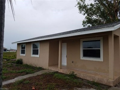 4026 26th St SW, Lehigh Acres, FL 33976 - MLS#: 218061647