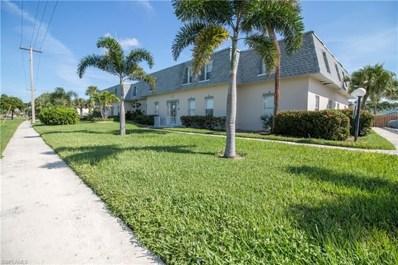 465 Bald Eagle Dr UNIT 4, Marco Island, FL 34145 - MLS#: 218061664