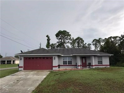 4201 35th St SW, Lehigh Acres, FL 33976 - MLS#: 218062078