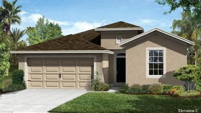 19437 Mossy Ledge Ter, Lehigh Acres, FL 33936 - MLS#: 218063098