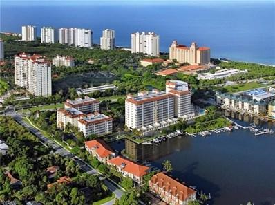 410 Flagship Dr UNIT 502, Naples, FL 34108 - MLS#: 218063315