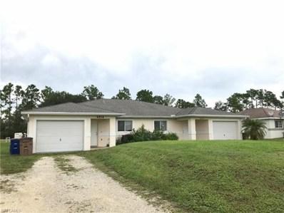 4512 Douglas Ln UNIT 4512 & >, Lehigh Acres, FL 33973 - MLS#: 218063353