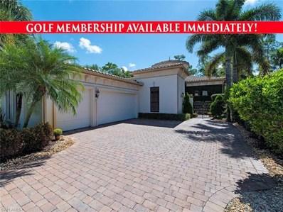18111 Lagos Way, Naples, FL 34110 - MLS#: 218063399