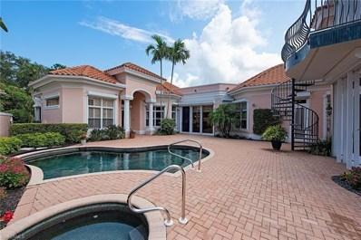 7061 Verde Way, Naples, FL 34108 - MLS#: 218063613