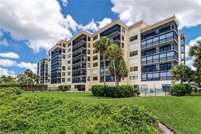 9375 Gulf Shore Dr UNIT 601, Naples, FL 34108 - MLS#: 218064284
