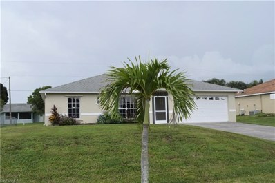 3319 9th Ave, Cape Coral, FL  - MLS#: 218064359
