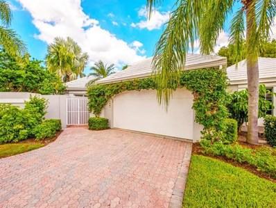 7073 Villa Lantana Way, Naples, FL 34108 - MLS#: 218065373