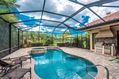 9453 Italia Way, Naples, FL 34113 - MLS#: 218065548