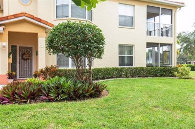 800 Diamond Cir UNIT 807, Naples, FL 34110 - MLS#: 218065656