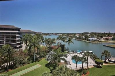 270 Collier Blvd UNIT 502, Marco Island, FL 34145 - MLS#: 218065883