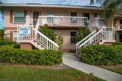 1045 Mainsail Dr UNIT 412, Naples, FL 34114 - MLS#: 218066317
