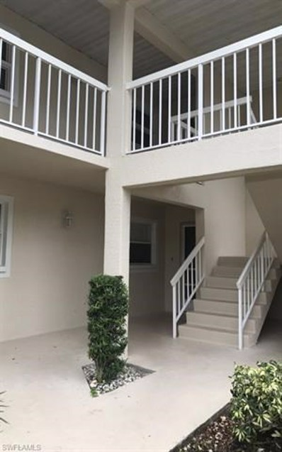 613 Squire Cir UNIT 104, Naples, FL 34104 - MLS#: 218066761