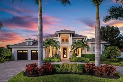 707 Fountainhead Ln, Naples, FL 34103 - MLS#: 218066817