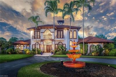 7011 Livingston Woods Ln, Naples, FL 34109 - MLS#: 218067659