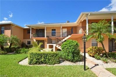 195 Cypress Way E UNIT 9, Naples, FL 34110 - MLS#: 218067722