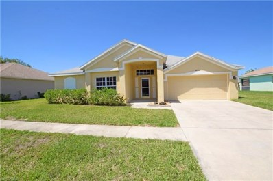 4676 Varsity Cir, Lehigh Acres, FL 33971 - MLS#: 218068190