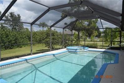 5312 Billings St, Lehigh Acres, FL 33971 - MLS#: 218068481
