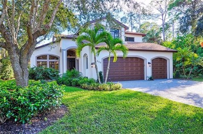 536 Carpenter Ct, Naples, FL 34110 - MLS#: 218068501