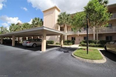 7842 Regal Heron Cir UNIT 104, Naples, FL 34104 - MLS#: 218068561