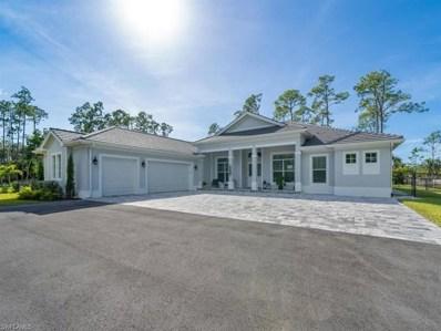 1397 Oakes Blvd, Naples, FL 34119 - MLS#: 218068780