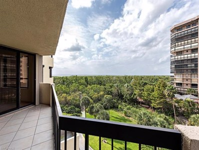6001 Pelican Bay Blvd UNIT 406, Naples, FL 34108 - MLS#: 218069867