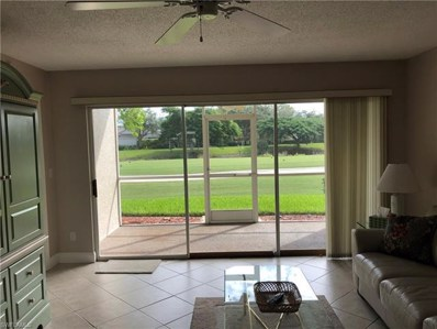 6945 Dennis Cir UNIT I-104, Naples, FL 34104 - MLS#: 218070001