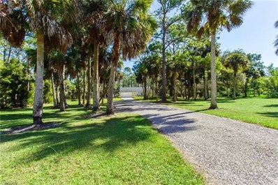 540 5th St NW, Naples, FL 34120 - MLS#: 218071202