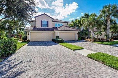 12026 Covent Garden Ct UNIT 504, Naples, FL 34120 - MLS#: 218071255