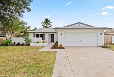 856 Creighton Dr, Fort Myers, FL 33919 - MLS#: 218072465