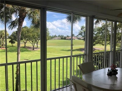 8274 Twelve Oaks Cir UNIT 123, Naples, FL 34113 - MLS#: 218072526