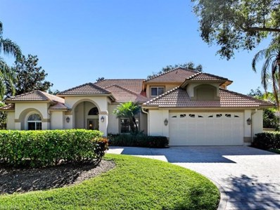 5834 Cinzano Ct, Naples, FL 34119 - MLS#: 218073167