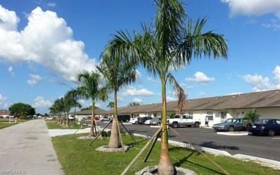 4513 8th Ct UNIT 109, Cape Coral, FL 33914 - MLS#: 218074501