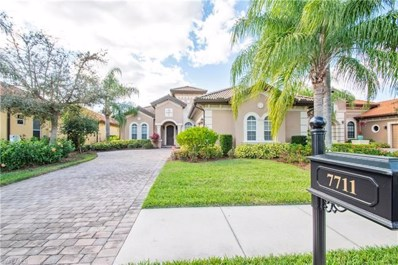7711 Cottesmore Dr, Naples, FL 34113 - MLS#: 218074861