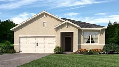 10528 Canal Brook Ln, Lehigh Acres, FL 33936 - MLS#: 218075136