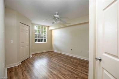 8617 River Homes Ln UNIT 3106, Bonita Springs, FL 34135 - MLS#: 218075651