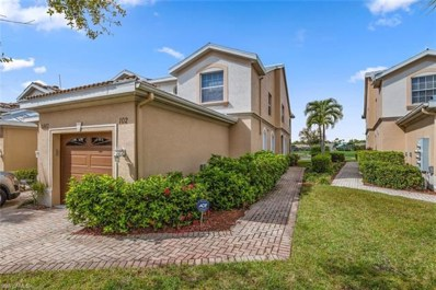 6867 Sterling Greens Dr UNIT 102, Naples, FL 34104 - MLS#: 218075662