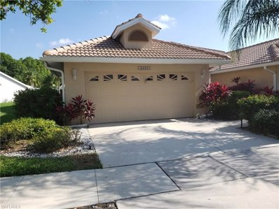 8525 Mustang Dr UNIT 47, Naples, FL 34113 - MLS#: 218076203