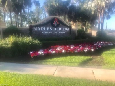 7625 Arbor Lakes Ct UNIT 325, Naples, FL 34112 - MLS#: 218076899