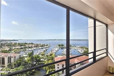 5260 Landings Dr UNIT 1409, Fort Myers, FL 33919 - MLS#: 218077118