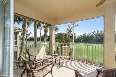 1615 Winding Oaks Way UNIT 201, Naples, FL 34109 - MLS#: 218077676