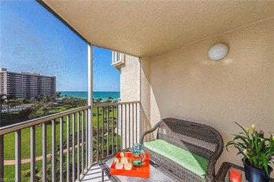 4041 Gulf Shore Blvd N UNIT 504, Naples, FL 34103 - MLS#: 218078053