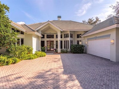 6604 Glen Arbor Way, Naples, FL 34119 - MLS#: 218078199