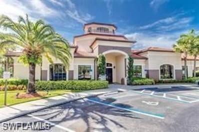 12990 Positano Cir NW UNIT 106, Naples, FL 34105 - MLS#: 218078309