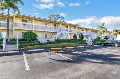 4625 Bayshore Dr UNIT D12, Naples, FL 34112 - MLS#: 218078765