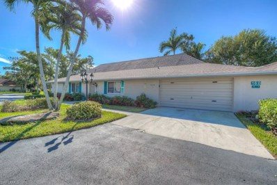 160 Quails Nest Rd UNIT 2, Naples, FL 34112 - MLS#: 218079172