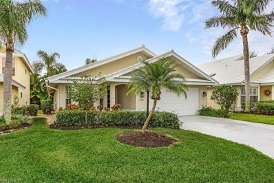 1588 Weybridge Cir N UNIT 51, Naples, FL 34110 - MLS#: 218079231
