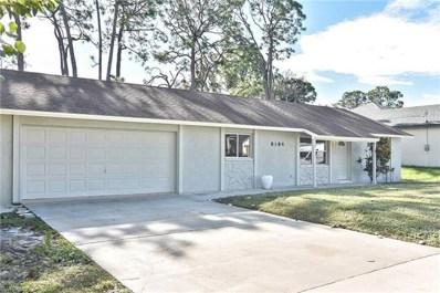 8184 Anhinga Rd, Fort Myers, FL 33967 - MLS#: 218079679