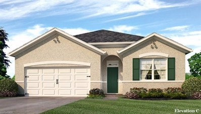 10488 Canal Brook Ln, Lehigh Acres, FL 33936 - MLS#: 218080082