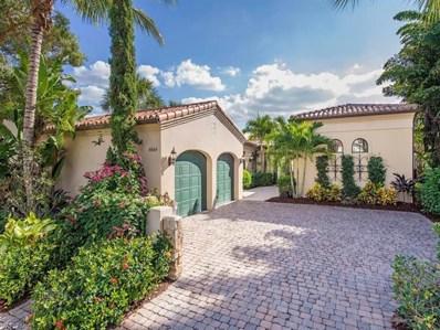 16664 Lucarno Way, Naples, FL 34110 - MLS#: 218080089
